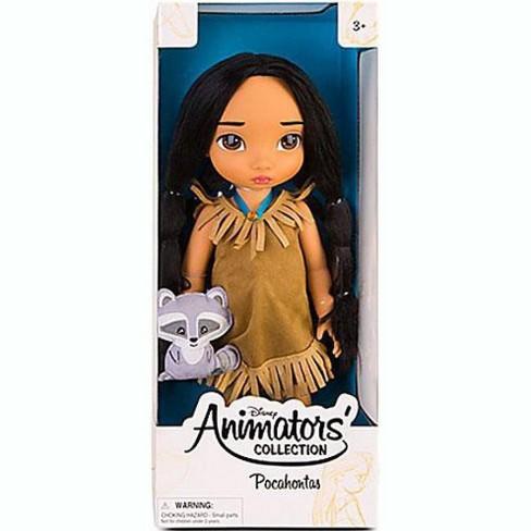 Disney Princess Animators' Collection Pocahontas 16-Inch Doll - image 1 of 3
