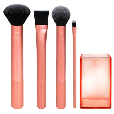 Real Techniques Flawless Base Brush Set - 5pc