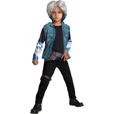 Ready Player One Boysu0027 Parzival Halloween Costume Kit   Rubieu0027s