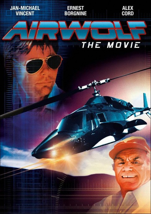 Airwolf:Movie (DVD) - image 1 of 1