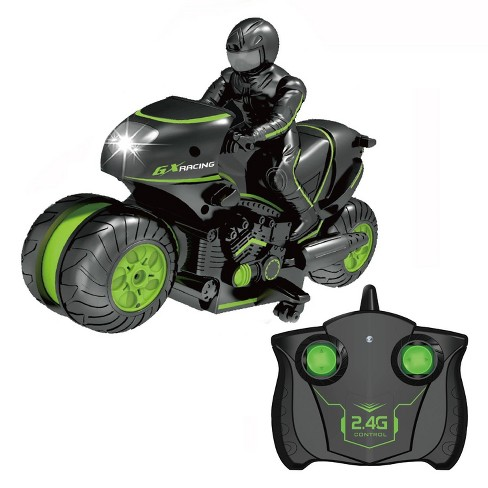 Swift Stream RC Stunt Motorcycle - image 1 of 4