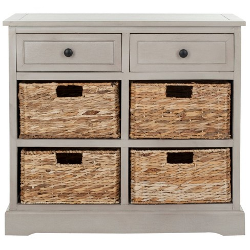 Bailey Storage Cabinet - Safavieh - image 1 of 4
