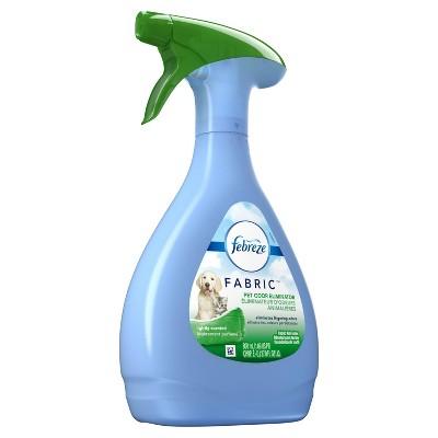 Febreze Odor-Eliminating Fabric Refresher - Pet Odor Eliminator - 27 fl oz