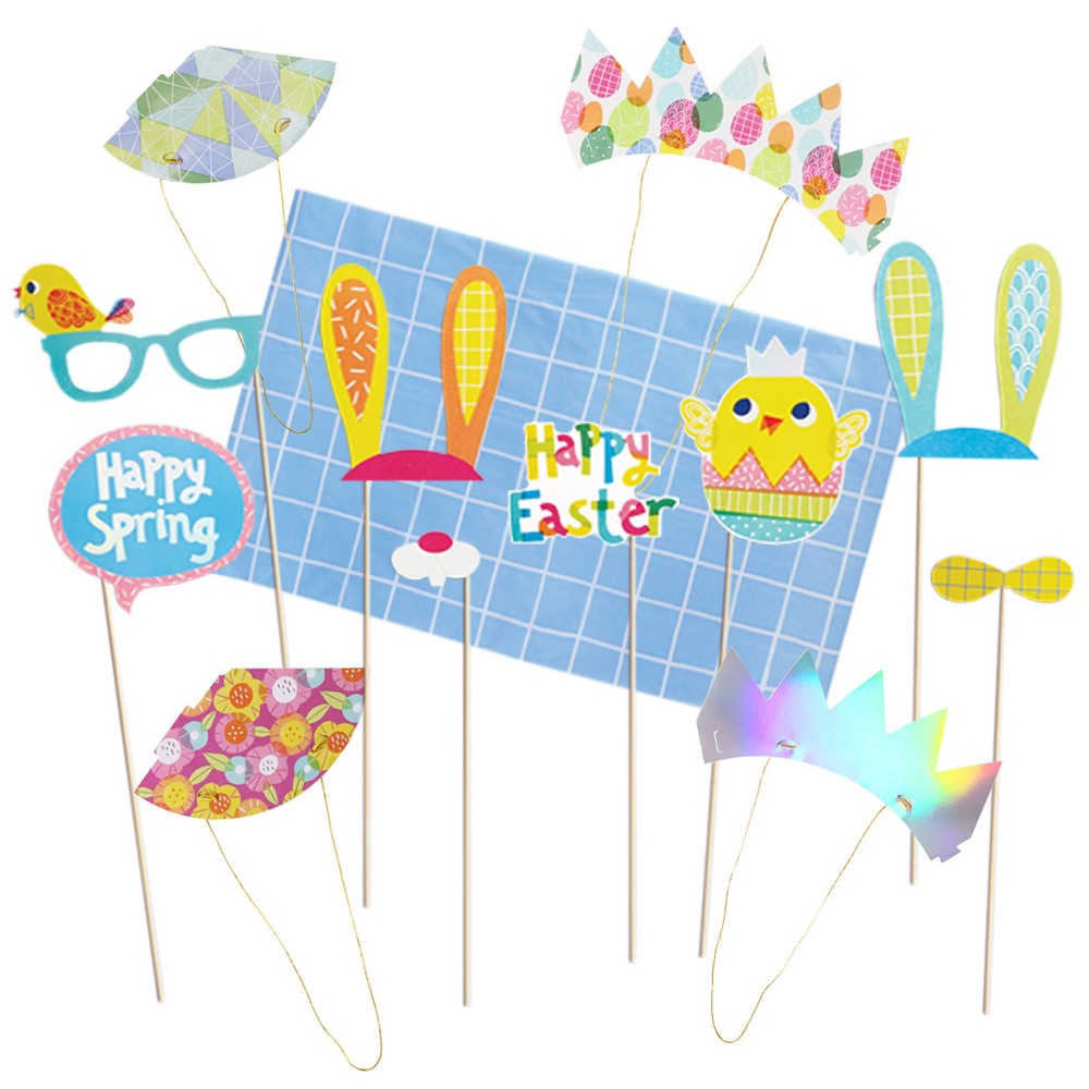 Easter Photo Prop Kit - Spritz, Multi-Colored