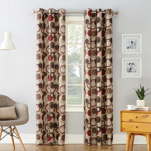No. 918 Jupiter Casual Grommet Curtain Panel - image 1 of 4