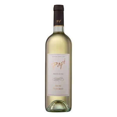 Papi Pinot Grigio White Wine - 750ml Bottle