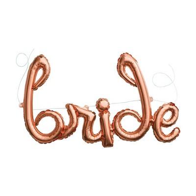'BRIDE' Wedding Balloon - Spritz™