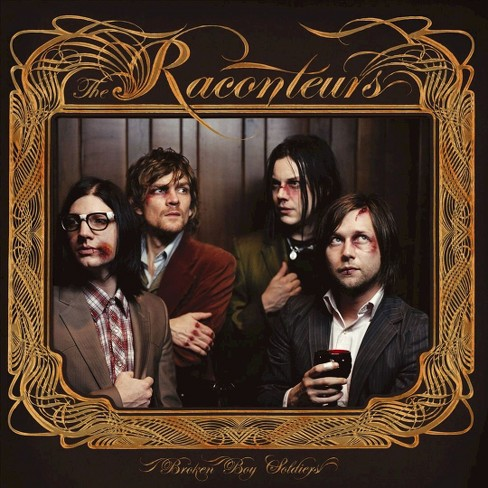 Raconteurs - Broken Boy Soldiers (CD) - image 1 of 1