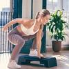 Reebok Mini Aerobic Exercise Step Platform Versatile Home Gym Workout Equipment for All Skill Levels, Black - image 4 of 4