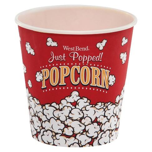 West Bend Medium Popcorn Bucket - image 1 of 2