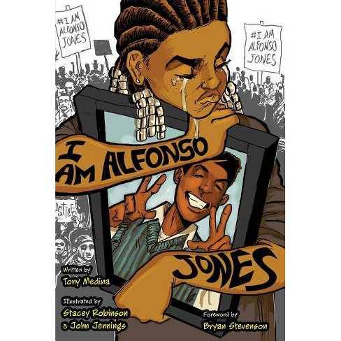 I Am Alfonso Jones - by  Tony Medina (Paperback) - image 1 of 1