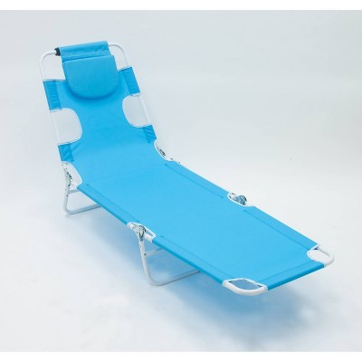 Beach Lounger Blue - Sun Squad™