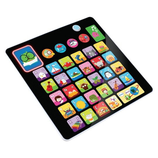 KIDZ DELIGHT Smooth Touch Alphabet Tablet image number null