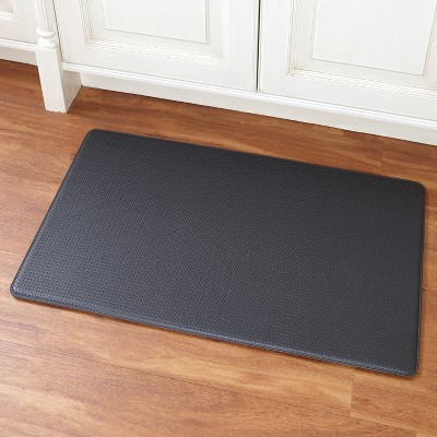 Lakeside Waterproof Anti-Fatigue PVC Floor Mat for Hard Surfaces