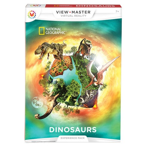 View-Master Experience Pack - National Geographic: Dinosaurs - image 1 of 3