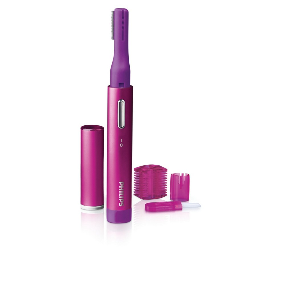 Image of Philips Women's PrecisionPerfect Facial Hair Trimmer - HP6390/51