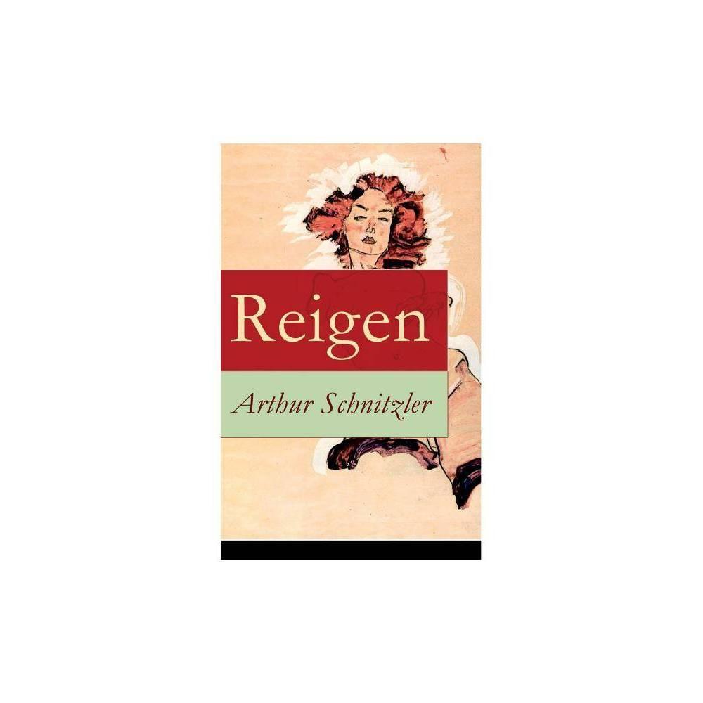 Reigen By Arthur Schnitzler Paperback