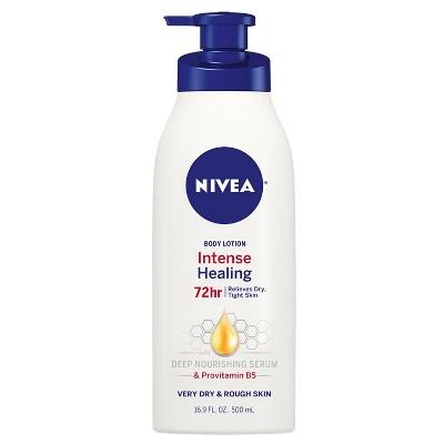 NIVEA Intense Healing Body Lotion - 16.9 fl oz