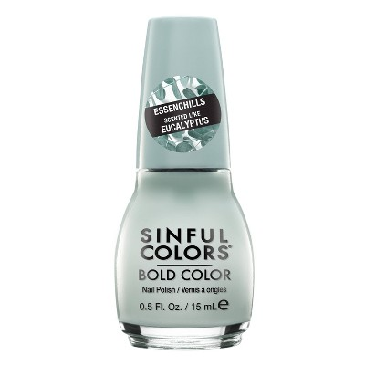 Sinful Colors Essenchills Professional Nail Polish - 0.5 fl oz