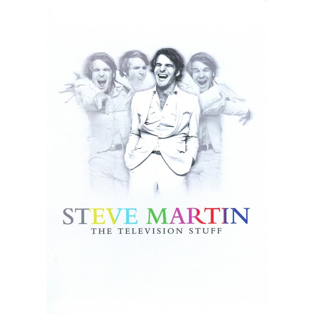 Steve Martin:Television Stuff (Dvd)
