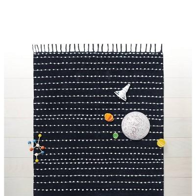 4'x6' Hi-Lo Chenille Fringe Rug - Pillowfort™