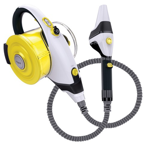 Nugeni Steam-Pac+ Handheld + Mobile Steamer Cleaning Kit, White - image 1 of 5