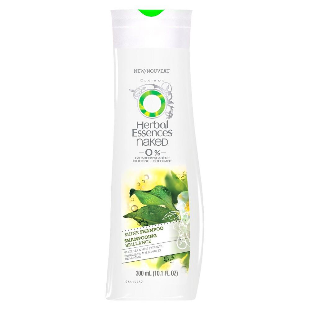 Herbal Essences Naked Shine Shampoo - 10.1 fl oz