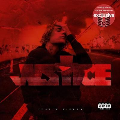 Justin Bieber - Justice (Target Exclusive, CD)