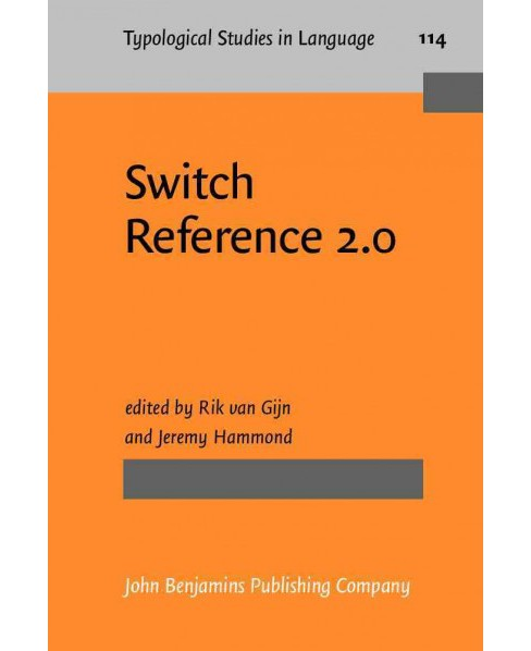 Switch Reference 2.0 (Hardcover) - image 1 of 1