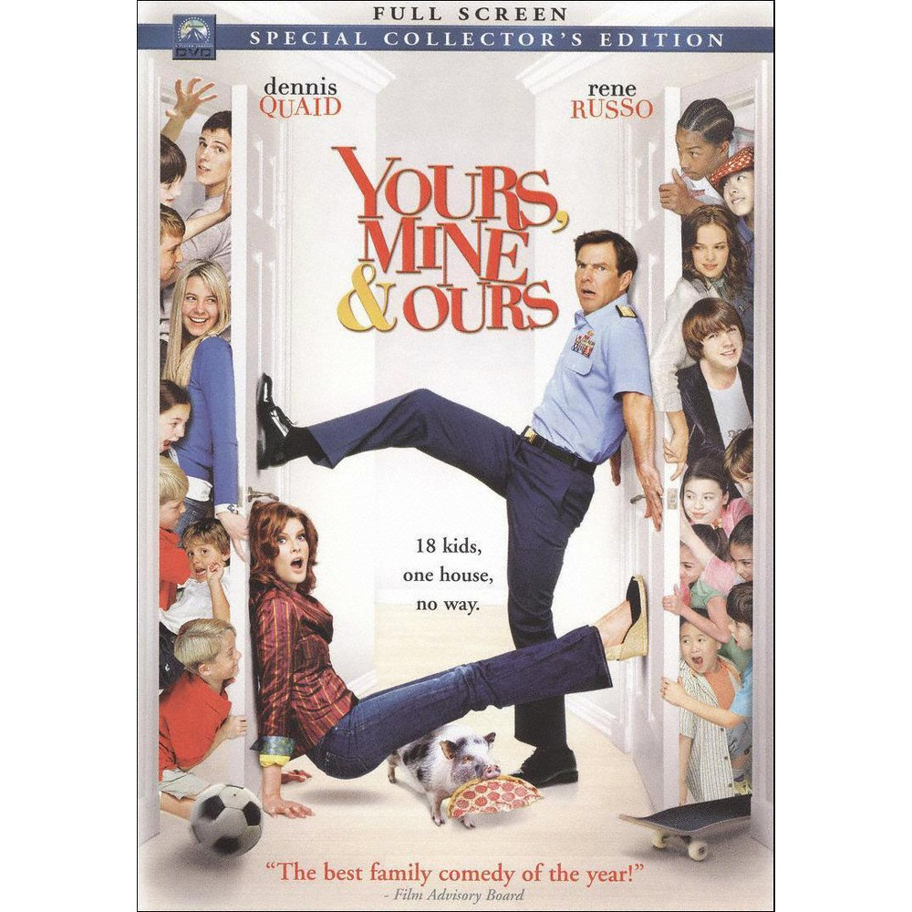 Yours, Mine and Ours (Special Collector's Edition) (dvd_video)