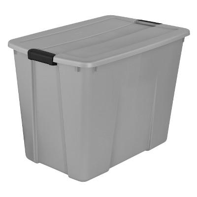 Sterilite® 136 Qt Latching Storage Tote - Gray