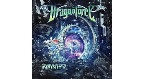 Dragonforce - Reaching Into Infinity (CD) - image 1 of 1