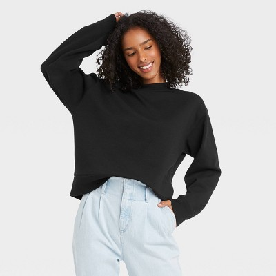 Women's All Day Fleece Sweatshirt - A New Day™