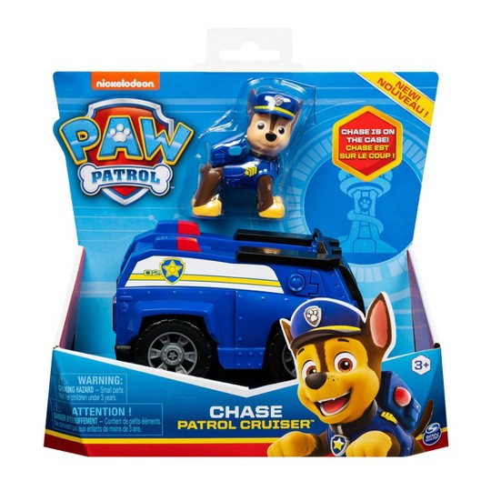 PAW Patrol Cruiser Vehicle with Chase image number null