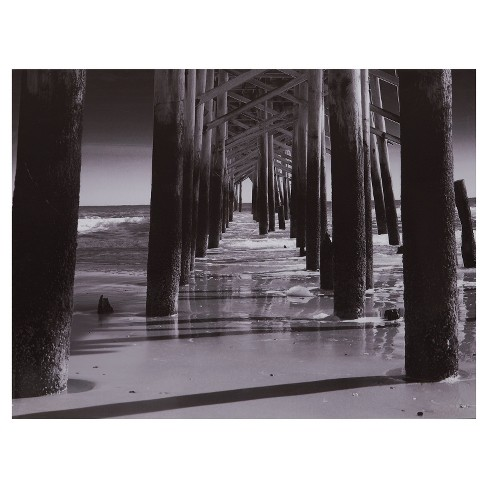 On The Shore Glass Coated Canvas - image 1 of 4