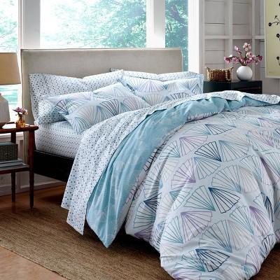 Hableland Sea & Sky Comforter Set - Martex