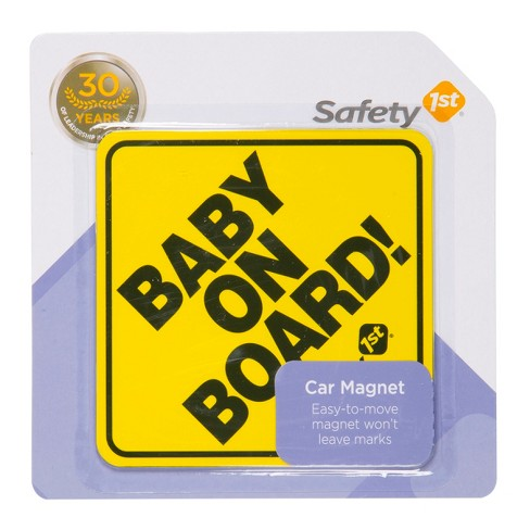 Car Window Signs & Decals Responsible Baby On Board Safety Decals Sticker Cars Window