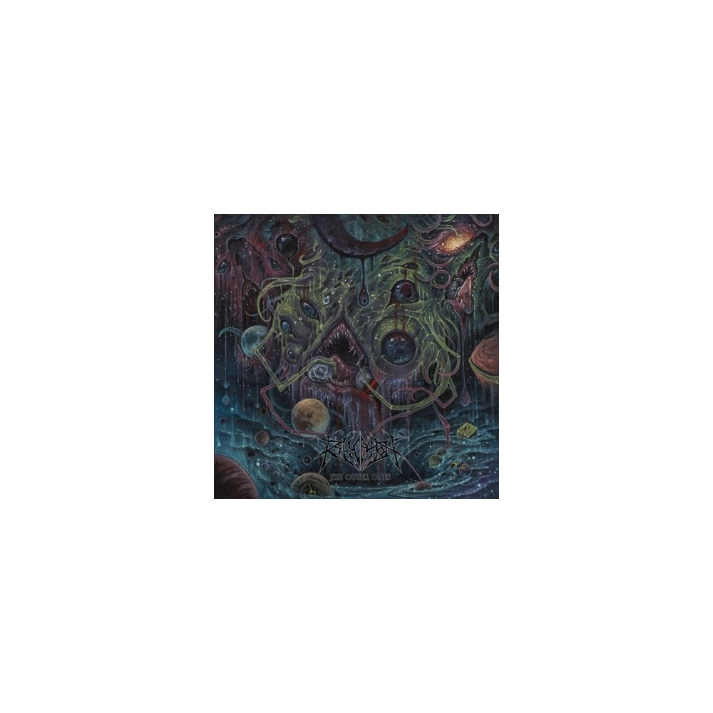Revocation - Outer Ones (CD)