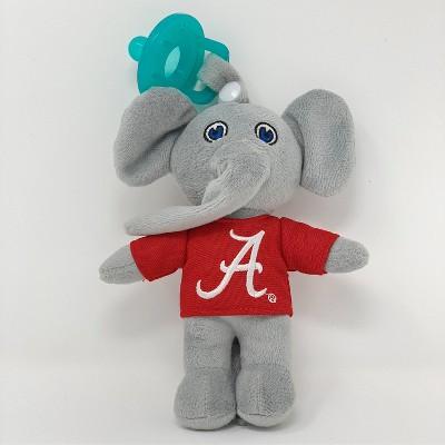 Gamezies University of Alabama Mascot - Big Al Pacifier Toy