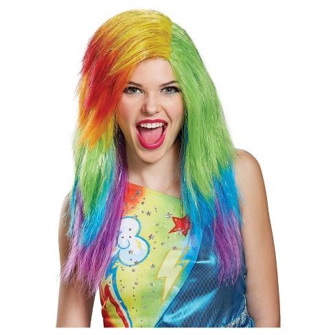 My Little Pony: Rainbow Dash Adult Wig - image 1 of 1