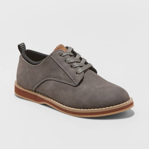 Boys' Griffen Loafers - Cat & Jack™ Gray - image 1 of 3