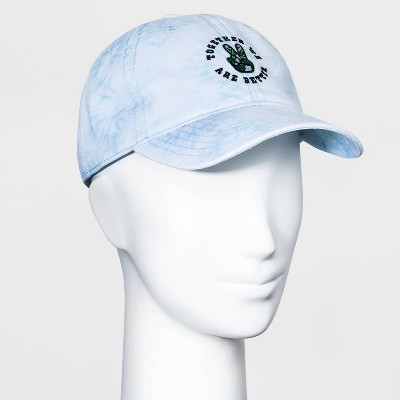 Women's Together We Are Better Baseball Hat - Blue One Size