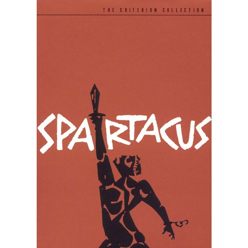 Spartacus (Dvd), Movies