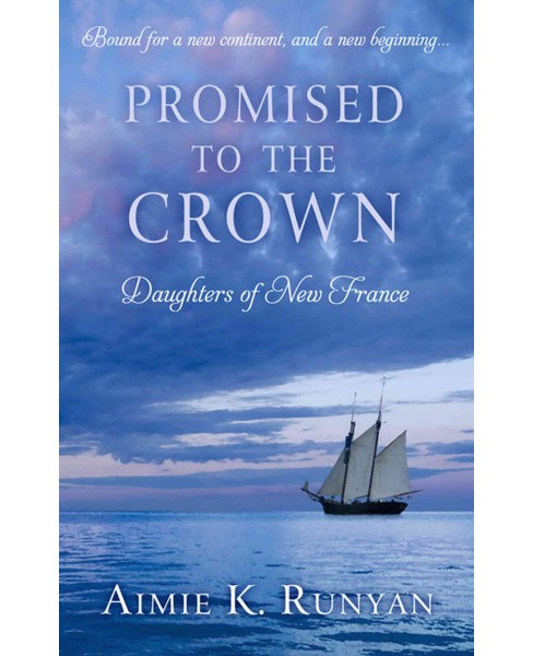 Promised to the Crown (Large Print) (Hardcover) (Aimie K. Runyan) - image 1 of 1