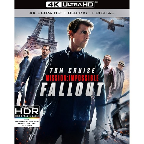 Mission: Impossible - Fallout (4K/UHD) - image 1 of 1