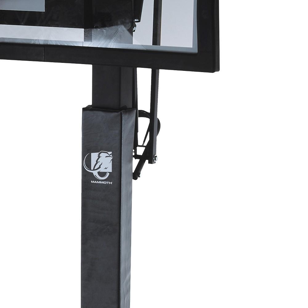 Lifetime 5 Square Pole Pad, Black