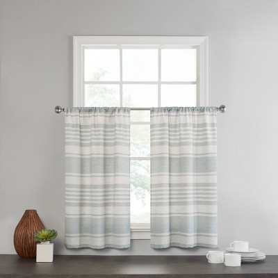 Set of 2 Vinstra Curtain Tiers - Vue