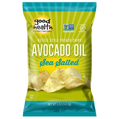 Good Health Avocado Oil Potato Chips - 5oz