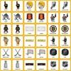 NHL Boston Bruins Matching Game - image 3 of 3