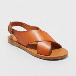 536563f19821 Women s Sabrina Two Band Buckle Slide Sandals - A New Day™   Target